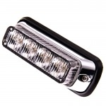 4 Watt Vehicle Mini Strobe Lighthead