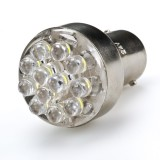 1156-W12-24V: 1156 LED Bulb - Single Intensity 12 LED