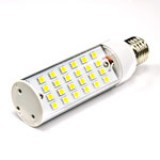 E27-x24SMD-AIM: High Power 24 LED Rotatable E27 LED Bulb