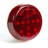 M4-x13: M4 series 2.5in Round LED Marker Lamp