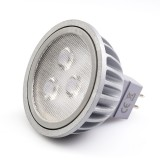 MR16-xW3SMD-30: MR16 Bulb with 3 High Power SMD LEDs