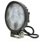 WL-18W-Rx: 4.5&quot; Round 18W Heavy Duty High Powered LED Work Light