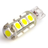 WLED-xHP13-T: 194 LED Bulb - 13 SMD LED Wedge Base Tower