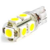 WLED-xHP9-T: 194 LED Bulb - 9 SMD LED Wedge Base Tower