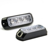 P-STRB-x3W: 3 Watt Vehicle Mini Strobe Lighthead